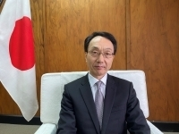 H.E. Mr. Masahiro Omura Ambassador Extraordinary and Plenipotentiary of Japan (July 2017)